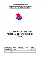 Data Protection and FOI Policy