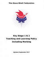 Teaching&Learning Policy Sept 2017