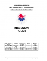 Inclusion Policy Sept 18