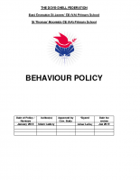 Behaviour Policy 2018