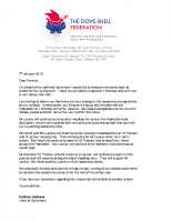 Letter Ref Federation Leadership January 2019