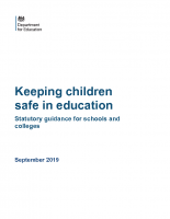 Keeping children safe in education Sept 19