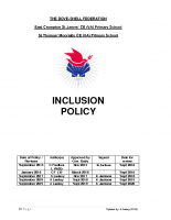 Inclusion Policy Sept 19