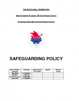 Safeguarding Policy June 2019