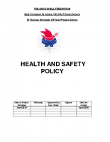 Health & Safety Policy April 2018