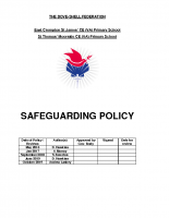 Safeguarding Policy October 2019