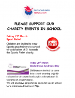 Charity Events March 20