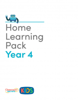 Year 4 Home Learning Pack